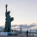 statue de la liberté de Barentin