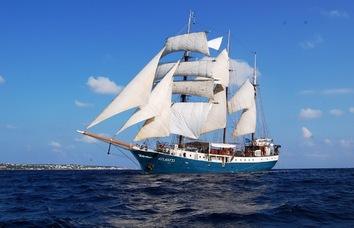 L'Atlantis confirme sa venue  à l'Armada 2019