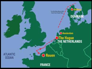 Partenariat signé avec l'organisation internationale des courses de grands voiliers